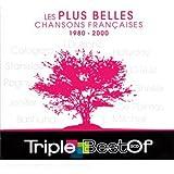 Triple Best Of : Les Plus belles chansons Françaises 1980-2000 (Coffret 3 CD)