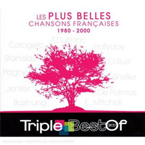 Triple Best of/Chanson Francaise 1980-2000