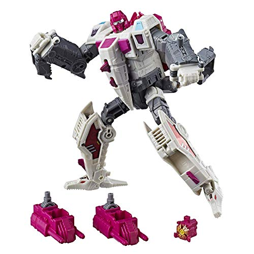Transformers Generations Power of the Primes Voyager Class Figure - Terrorcon Hun-Gurrr