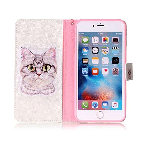 custodia iphone 6s plus gatto