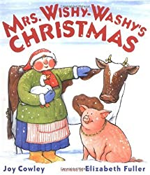 Mrs. Wishy-Washy's Christmas by Joy Cowley (2005-09-15)