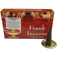 Räucherkegel 10 Frank Incense cones Weihrauch Duft 1 Schachtel Räucherkerzen preisvergleich bei billige-tabletten.eu