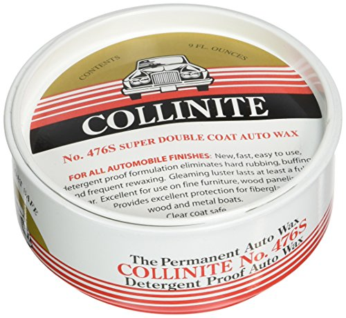Collinite Super Doublecoat Auto-Wax, 9 fl oz / 266 ml