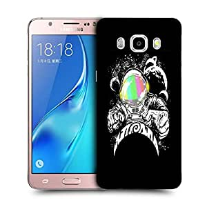 Snoogg Astronaut Designer Protective Back Case Cover For SAMSUNG GALAXY J5 2016 J510X