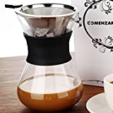 Clever Coffee Dripper Pure Over Coffee M...