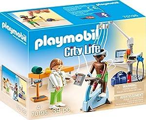 Playmobil City Life 70195 Set de Juguetes - Sets de Juguetes (Acción / Aventura, 4 año(s), Niño/niña, Interior, Multicolor, Gente)
