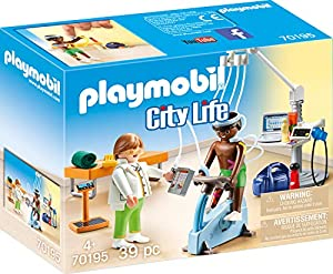 Playmobil City Life 70195 Set de Juguetes - Sets de Juguetes (Acción / Aventura, 4 año(s), Niño/niña, Interior,, Gente)