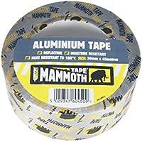 Everbuild Mammoth Aluminium Tape, 75mm x 45m