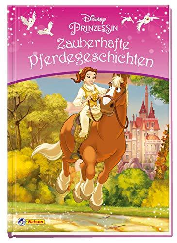 Disney Prinzessin: Zauberhafte Pferdegeschichten (Prinzessin-klassiker Disney Belle)