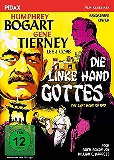 Die linke Hand Gottes (The Left Hand of God) / Fernöstliches Missions-Abenteuer mit Kultstar Humphrey Bogart (Pidax Film-Klassi