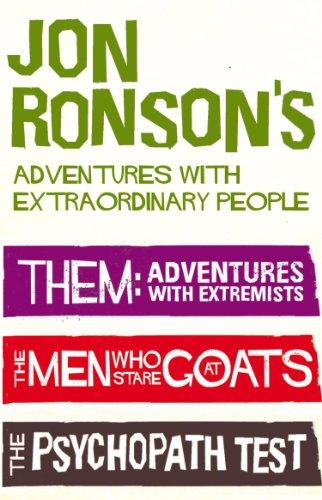 Jon Ronson's Adventures With Extraordinary People (English Edition) por Jon Ronson