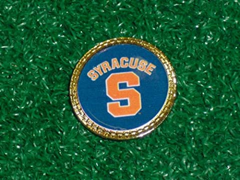 Syracuse Gatormade Orangeman Marqueur de balle de Golf