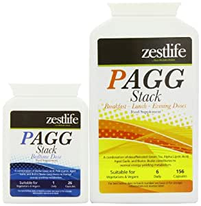 Pagg Stack New Improved Formula by Tim Ferris