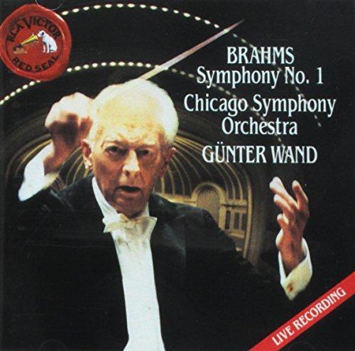 Brahms: Symphony No. 1 (Live Recording) by Brahms