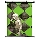 Blood Lad Anime Fabric Wall Scroll Poster (16 x 24) Inches
