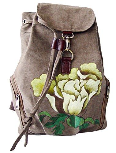 MatchLife, Borsa tote donna Style1-Khaki Style2-Brown