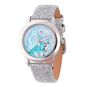 Disney Die Eiskönigin Armbanduhr für Mädchen, Elsa Anna, Kinder, Geschenk, Party, Weihnachten