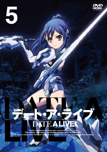 Animation - Date A Live Vol.5 [Japan DVD] KABA-10152 (Date A Live Vol)