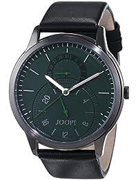 Joop! Herren-Armbanduhr XL Classic 24 Analog Quarz Leder JP101401004