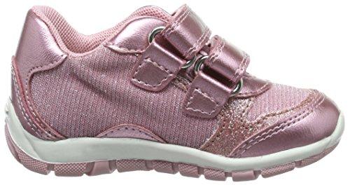 Geox B Shaax A, Chaussures Marche Bébé Fille Rose (Pinkc8004)