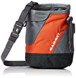 Mammut Ophir Chalk Bag Magnesiumbeutel, Dark orange-Titanium, one Size