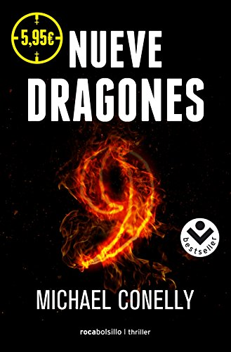 Nueve dragones (Bestseller Thriller)