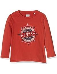 Pepe Jeans Jacob Jr 2, Camiseta Niñas, Rojo (Terracota), 6 años