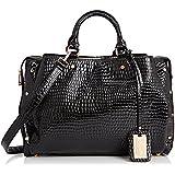 SwankySwans Ashton Croc Patent Leather Work - Bolso de sintético mujer