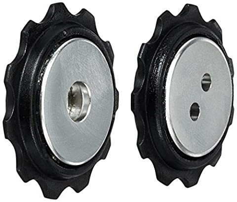 SRAM Jockey Wheel Set for X9 2004/9.0SL/9.0 (1 Pair), 00.0000.200.713