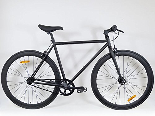 BLACK EDITION SINGLE SPEED COMPLETO BICICLETA