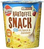 Pfanni Snack Kartoffelpüree mit Speck und Zwiebeln 1 Portion, 58 g