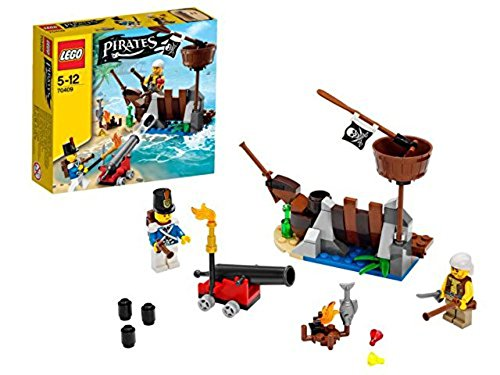 Lego pirates 70409 la difesa del relitto