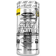 Muscletech Platinum Multivitamin - 90 Cápsulas