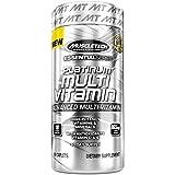 Muscletech Supplemento Nutrizionale Platinum Multivitamin, 90 Caps - 150 gr