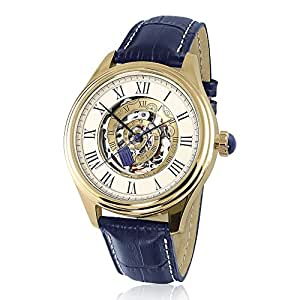 Officially licensed doctor who time vortex mechanical watch featuring a gold plated time spiral for Vortix watches