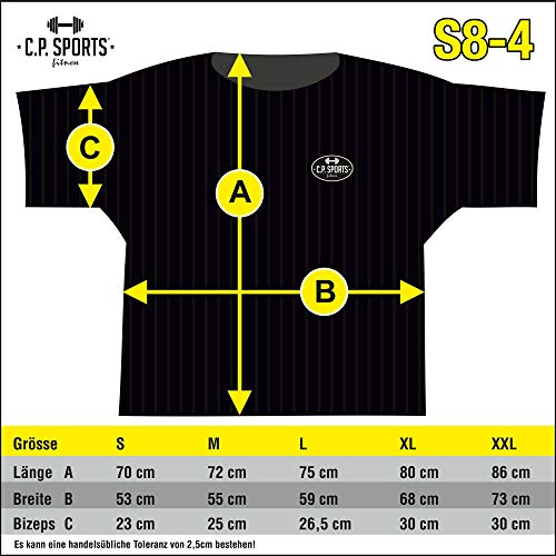 Zoom IMG-2 c p sports t shirt