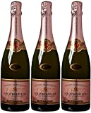 Product Image of Louis Bouillot Perle dAurore Cremant de Bourgogne Rose Brut...