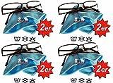 Microfaser Brillenputztuch Microfasertuch Reinigungstuch Set von all-around24®