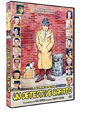 The Cheap Detective DVD Peter Falk (Kein Deutsch Sprache) (Kein Deutsch untertitel) (Englisch Tonspur) (Spanien Import)