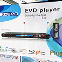 TrAdE shop Traesio® LETTORE DVD PLUS PLAYER BLU-RAY BLURAY DISC EVD/MVD USB DOLBY DIGITAL OUTPUT prezzi su tvhomecinemaprezzi.eu