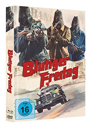 Blutiger Freitag - Mediabook - Limited Edition auf 150 Stück (+ DVD) [Blu-ray]