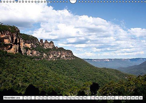 Faszination Down Under (Wandkalender 2018 DIN A3 quer): Erleben sie die natürliche Faszination des roten Kontinents Australien (Monatskalender, 14 ... Orte) [Kalender] [Apr 01, 2017] Fietzek, Anke - Bild 4