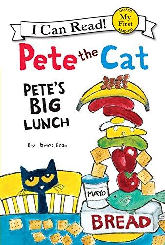 Pete The Cat por James Dean