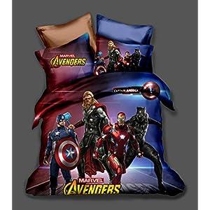 Avengers Bettwäsche Deine Wohnideende