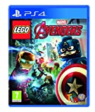 Lego Marvel Avengers PS-4 UK