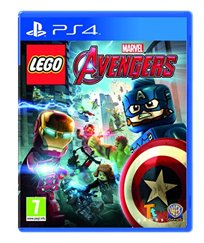 Lego Marvel Avengers (Sony - Video Lego Avengers Games