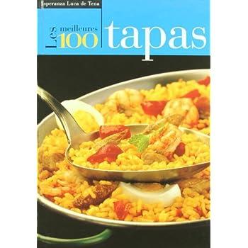 Les meilleures 100 tapas