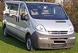 Sitzbezug für Bus / Transporter Fahrersitz + 2er Beifahrersitzbank in Velours