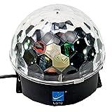 Best Disco Balls - SJ Lighting Disco DJ Lighting Crystal Magic Ball Review
