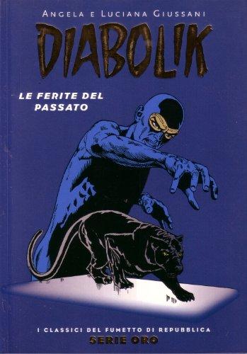 Portada del libro I Classici Del Fumetto Serie Oro N.4 DIABOLIK